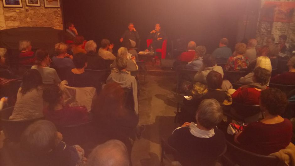 Rencontre/Débat sur les USA au Gazette Café, Les Amis de l'Humanité