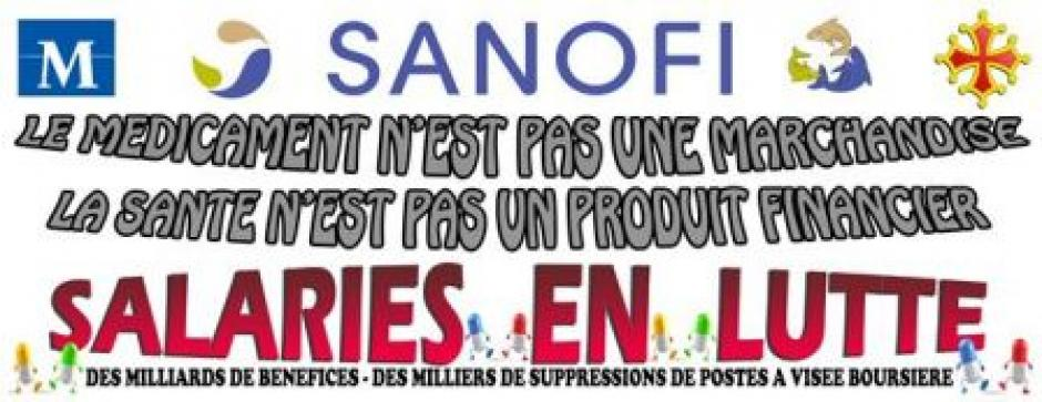 SANOFI Victoire! Annulation du plan de suppressions d'emploi.
