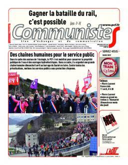 Journal CommunisteS n°720