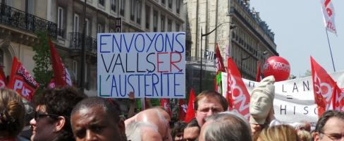 Les photos de la manifestation du 12 avril 2014