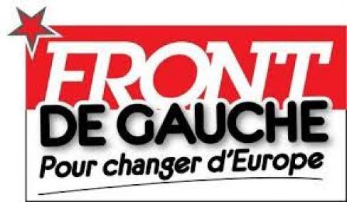 Clip officiel du Front de Gauche pour les élections européenne